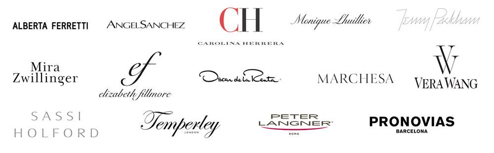 The Wedding Cottage brands