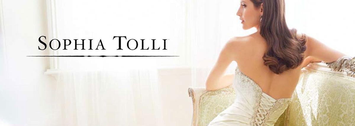 Sophia Tolli Sophie Tolli Couture Wedding Dresses Surrey
