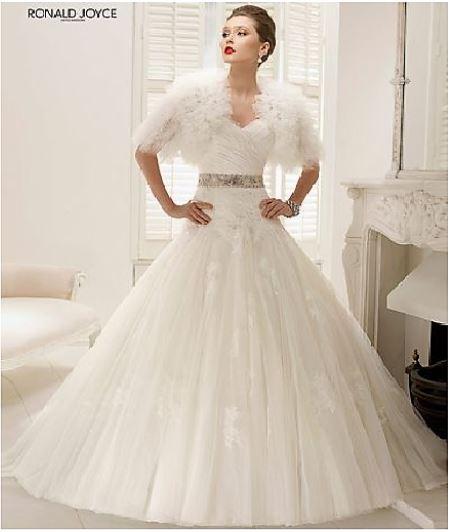 Getting Married In 2017? Seasonal Dress Styles & Matching