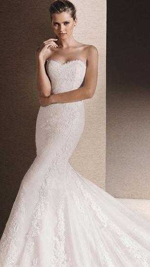 La Sposa Style Lace - Sample Designer Wedding Dresses   Buy Now  Off ...